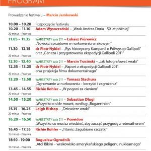 1festiwal wrakowy 2012 program