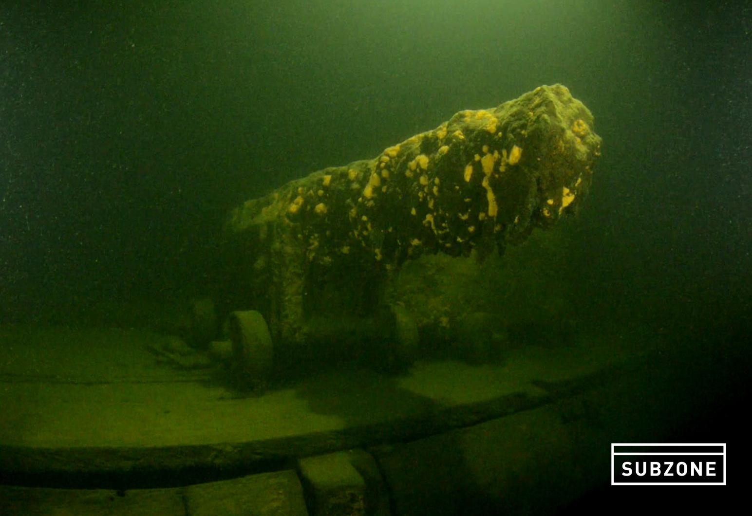 Хорошо сохранившийся 300-летний фрегат найден в финском зали.